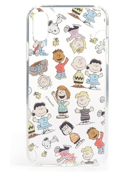 X Peanuts® Dance Party I Phone X & Xs Case by The Casery