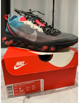React Element 87 Solar Red 2018 by Nike  ×