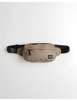 Logo Belt Bag by Hollister
