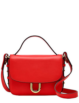 J.Crew Contemporary Leather Crossbody by J.Crew