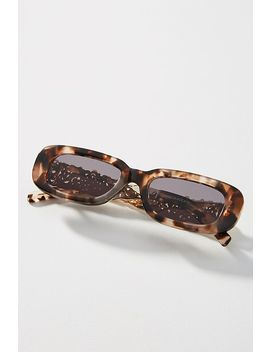 Amber Sceats Maison Rectangular Sunglasses by Amber Sceats