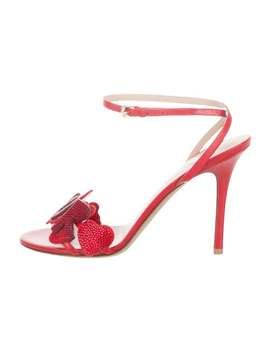 L'amour Heart Sandals by Valentino