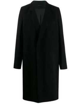 Cappotto Monopetto Lungo by Ann Demeulemeester