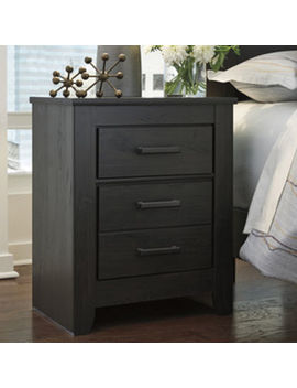 Signature Design By Ashley® Brinxton 2 Drawer Night Stand by Signature Design By Ashley