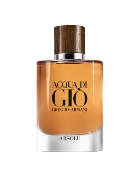 Giorgio Armani Acqua Di Giò Absolu Eau De Parfum by Giorgio Armani