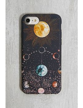 Solar System I Phone 6/6s/7/8 Case by Urban Outfitters