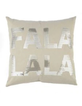 Canvas Falala Sequin Cushion by Canadian Tire