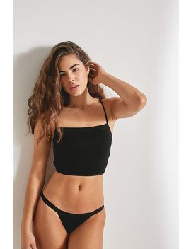 Out From Under Delia Cage Back Bralette by Out From Under