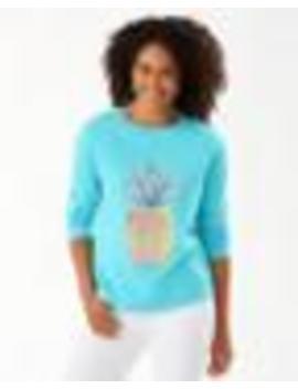 Pop Art Pineapple Crew Sweatshirt by Tommy Bahama