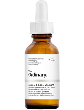 Caffeine Solution 5% + Egcg by The Ordinary