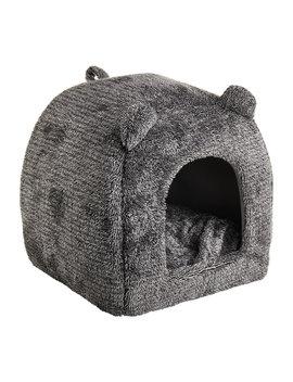 Wilko Teddy Bear Cat Bed Wilko Teddy Bear Cat Bed by Wilko