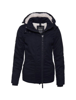 Boxy Snorkle Hooded Sd Wind Parka Jacket by Superdry