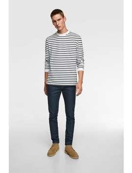 Compact Cotton T Shirt by Zara