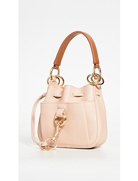 Tony Mini Bucket Bag by See By Chloe