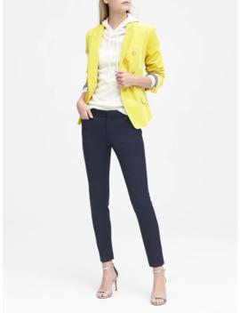 Petite Sloan Skinny Fit Pant by Banana Republic