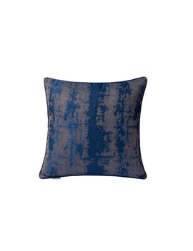 Imprint Square Throw Pillow by Varaluz