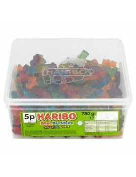 Full Tub Of Haribo Sweets   Party Bag Filler, Wedding Candy Carts Retro Sweet by Ebay Seller