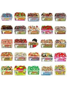 Haribo Pick N Mix Tub Bags Sweets Wholesale Discount Candy Box Party Favours by Ebay Seller