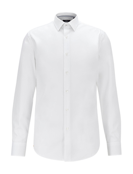 Easy Iron Slim Fit Dress Shirt by Boss Easy Iron Slim Fit Dress Shirt