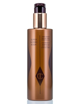 Jumbo Supermodel Body Shimmer Shape, Hydrate & Glow by Charlotte Tilbury