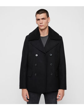 Gregory Peacoat by Allsaints