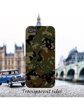 Camoflage Camo Pattern Army Hard Phone Case Cover by Ebay Seller