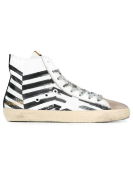 Zapatillas Altas Francy by Golden Goose