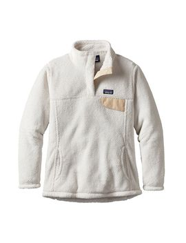 Patagonia Girls' Re Tool Snap T® Fleece Pullover by Patagonia