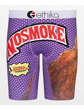 Ethika No Smoke Boxer Briefs by Ethika