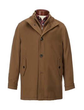 Daniel Cremieux Wool Coat by Cremieux