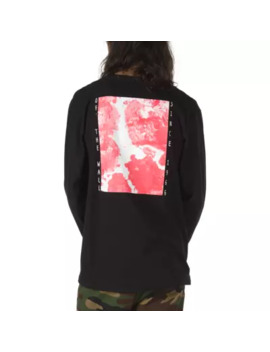 Red Tide Long Sleeve T Shirt by Vans