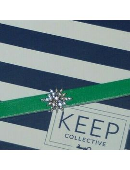 Keep Collective Silver Pave Starburst North Star by Ebay Seller