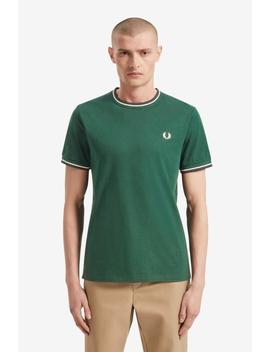 Twin Tipped T Shirt   Men's by Fred Perry