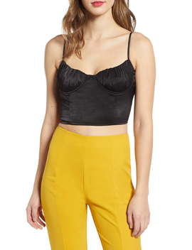 Elsie Crop Top by Tiger Mist