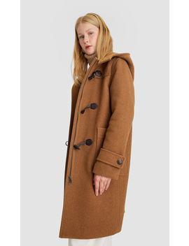 Coat Long by Stradivarius