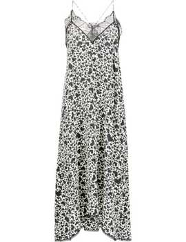 Heart Print Midi Dress by Zadig&Voltaire