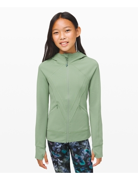 Perfect Your Practice Jacket Hood   Girls Luon™ by Lululemon
