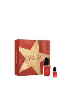 Si Passione Eau De Parfum 30ml Gift Set For Her by Giorgio Armani