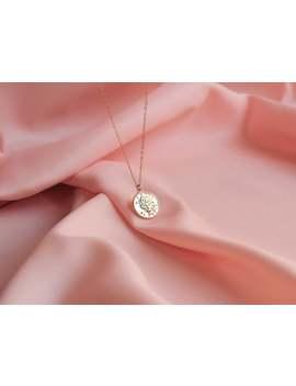 Boho Stones X Tycia · Collier Médaille L'amour De Paris, Plaqué Or · Collection Capsule by Etsy