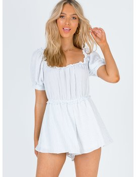 Addison Playsuit by Princess Polly
