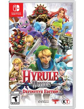 Hyrule Warriors Definitive Edition by Nintendo