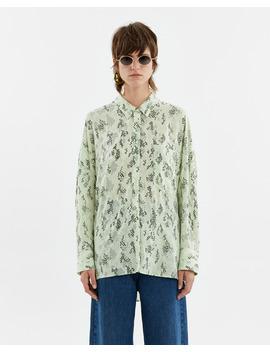 Camisa Python Print Marfim by Bimba Y Lola
