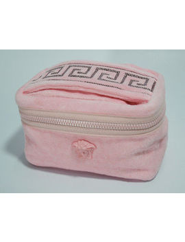 Versace Medusa Trousse Bag   Pink S by Versace