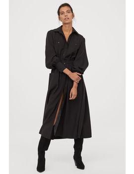 Košeľové šaty Do Pol Lýtok by H&M