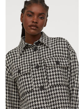 Jacquard Weave Shirt by H&M