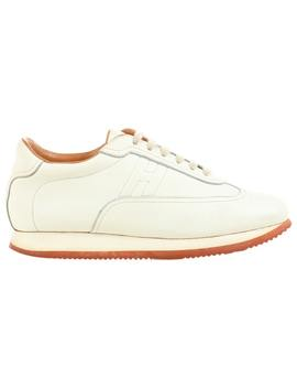 Trail Leather Trainers by Hermès