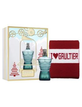 Jean Paul Gaulter Le Male Eau De Toilette 75ml Gift Set   Exclusive To Boots by Jean Paul Gaultier