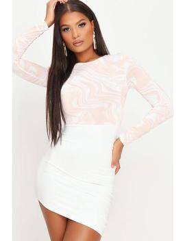 Ruched Skirt Bodycon Dress by I Saw It First