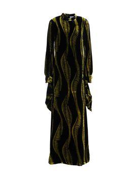 Vestito Lungo by Weili Zheng