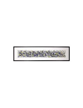 Jackson Pollock   Summertime, 39 X 150cm by John Lewis & Partners